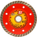 Grip-Rite Industrial Turbo Diamond Saw Blade - 4