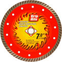 Grip-Rite Industrial Turbo Diamond Saw Blade - 7