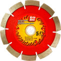 Grip-Rite Industrial Tuck Point Diamond Saw Blade - 4