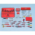 Proto® 131 Piece Small Tool Set With Tool Box J9993-NA