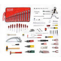 Proto® 116 Piece Aircraft Mechanic's Starter Set with Tool Box