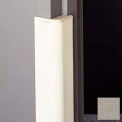"Door Frame Guard, 3"" Wing, 4'L, Chinchilla"