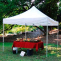 Tuff Tent™ Instant Canopy 10'L x 10'W - White