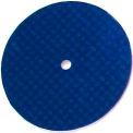 "3"" Hot Dot Center Mount Reflector, Blue - Pkg Qty 100"