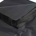 "20 x 30"" Black Tissue Paper - 480/Pack"