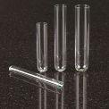 Qorpak 235309 Clear Borosilicate Glass Test Tubes, 10 x 75mm, 3mL, Case of 1000