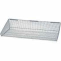 "Quantum Partition Wall System 1035HBC 11""Dx35-1/2""Wx7-3/8""H Partition Hanging Basket"