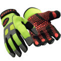 RefrigiWear Insulated Hi-Vis™ Glove, Super Grip, Large
