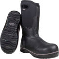 RefrigiWear Bogs™ Ultra-High Pull On, Steel Toe, Black, 8