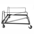 Regency Stacking Chair Dolly Cart for 4400/4450 Zeng Series Chairs - Holds 25