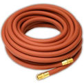 """Reelcraft S601022-100 1/2""""x100' 300 PSI Nylon Braided PVC Low Pressure Air/Water Hose"""
