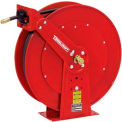 "Reelcraft PW81000 OHP 3/8"" x 100' 4500 PSI Pressure Wash Hose Reel"