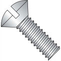1/4-20 X 1 Slotted Oval Head Machine Screw - Pkg of 25