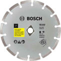 BOSCH® Premium Turbo Rim Diamond Blade For Smooth Cuts, 4-1/2