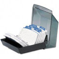 RolodexTM Petite® Covered Tray Card File