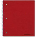 """Rediform® 1-Subject Notebook, 8-7/8"""" x 11"""", College Ruled, White, 100 Sheets/Pad"""