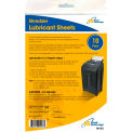 Royal Sovereign Shredder Lubricant Sheets - 10 Pack