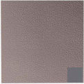 Rubber Tile Hammered Pattern 50cm - Charcoal