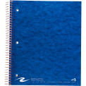 "Roaring Spring 4 Subject College Ruled WB Notebook, 11"" x 9"", White, 200 Sheets/Pad, 12 Pads/Pack"
