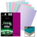 """Roaring Spring Genesis Shades WB Notebook - 5 Sub, 11"""" x 9"""", Assorted, 170 Sheets/Pad, 12 Pads/Pack"""