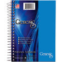 "Roaring Spring Genesis Notebook - 1 Subject, 7"" x 5"", White, 100 Sheets/Pad, 24 Pads/Pack"