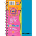 "Roaring Spring Extremes Notebook - 1 Subject, 7"" x 5"", White, 100 Sheets/Pad, 12 Pads/Pack"