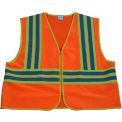 Petra Roc Two Tone DOT Safety Vest W/1