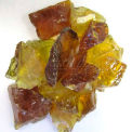 "Hiland Fire Glass RGLASS-CN 1/2"" to 1"" Dia. Recycled Chestnut 10 Lbs"