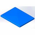 Lid for 12 Bushel cart- Blue color