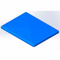 Lid for 14 Bushel cart- Blue color