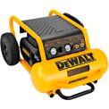 DeWALT® D55146, Portable Electric Air Compressor, 1.6HP, 4.5 Gallon, Horizontal, 5 CFM