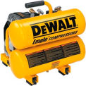 DeWALT Electric Hand Carry Compressor D55151, 100 PSI, 1.1 HP, 4 Gallon