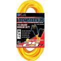 U.S. Wire 57025 Temp-Flex 35 Extension Cord 25 Ft. 14/3 300V