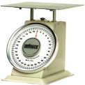 "Rubbermaid Pelouze Heavy-Duty Receiving Scale FG1060 13"" x 13"" Platform 60 Lb x 4 Oz"