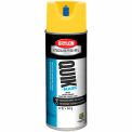 Krylon Industrial Quik-Mark WB Inverted Mkg Paint APWA Brilliant Yellow