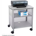 Safco® Products 1857GR Impromptu™ Machine Stand - Gray