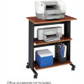 Safco® 1881CY Muv™ Three Level Adjustable Printer Stand - Cherry