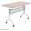 "Base for 48""W Impromptu™ Table - Silver (Table Top Sold Separately)"