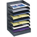 Steel Desk Tray Sorter 8 Shelf