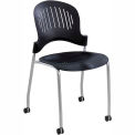 Zippi Plastic Stack Chair (Qty 2)
