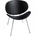 Sy Guest Chair, Black
