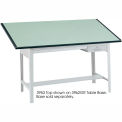 """Percision Drafting Table Top Only - 72""""W x 37-1/2""""D"""