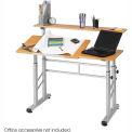 Height Adjustable Split Level Drafting Table