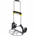 Safco® 4062 STOW AWAY® Collapsible Folding Hand Cart