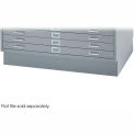 Closed Base for 4994, Gray
