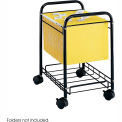 Safco® Mobile Desk-Side File Cart