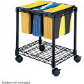 Safco® Wire File Cart with Tubs