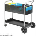 "Safco® Scoot™ 5239 Mail Cart 22-1/2""W"