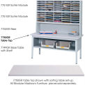 Mailroom Table Top (Table Frame Sold Separately)