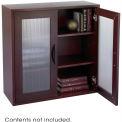 Après™ Modular Storage 2 Door Cabinet - Mahogany